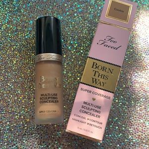 TOO FACED born this way multi sculpting concealer